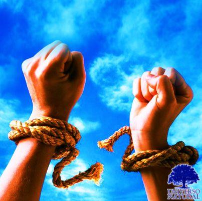Liberte-se das energias dos outros