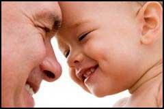 10 curiosas que as pesquisas comprovaram sobre pais e filhos